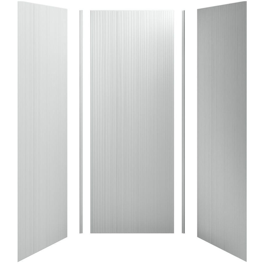 Alcove - KOHLER - Shower Walls & Surrounds - Showers - The Home Depot