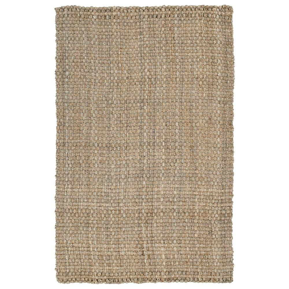 Kaleen Essential Panama Natural 4 ft. x 6 ft. Area Rug