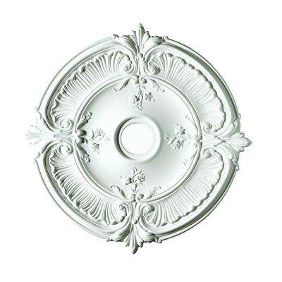 30 in. Acanthus Ceiling Medallion