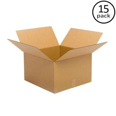 20 in. x 20 in. x 12 in. 15 Moving Box Bundle