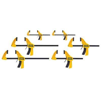 Clamp Set (6-Piece)