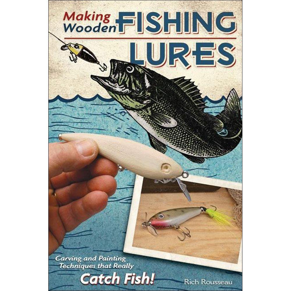 null Making Wooden Fishing Lures Book: Carving and Painting Techniques That Really Catch Fish