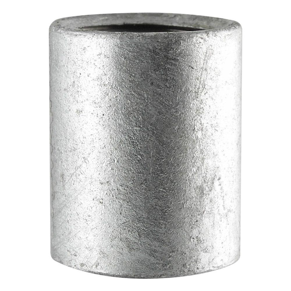 1-1/2 in. x 1-1/4 in. Galvanized Iron FPT Reducing Coupling