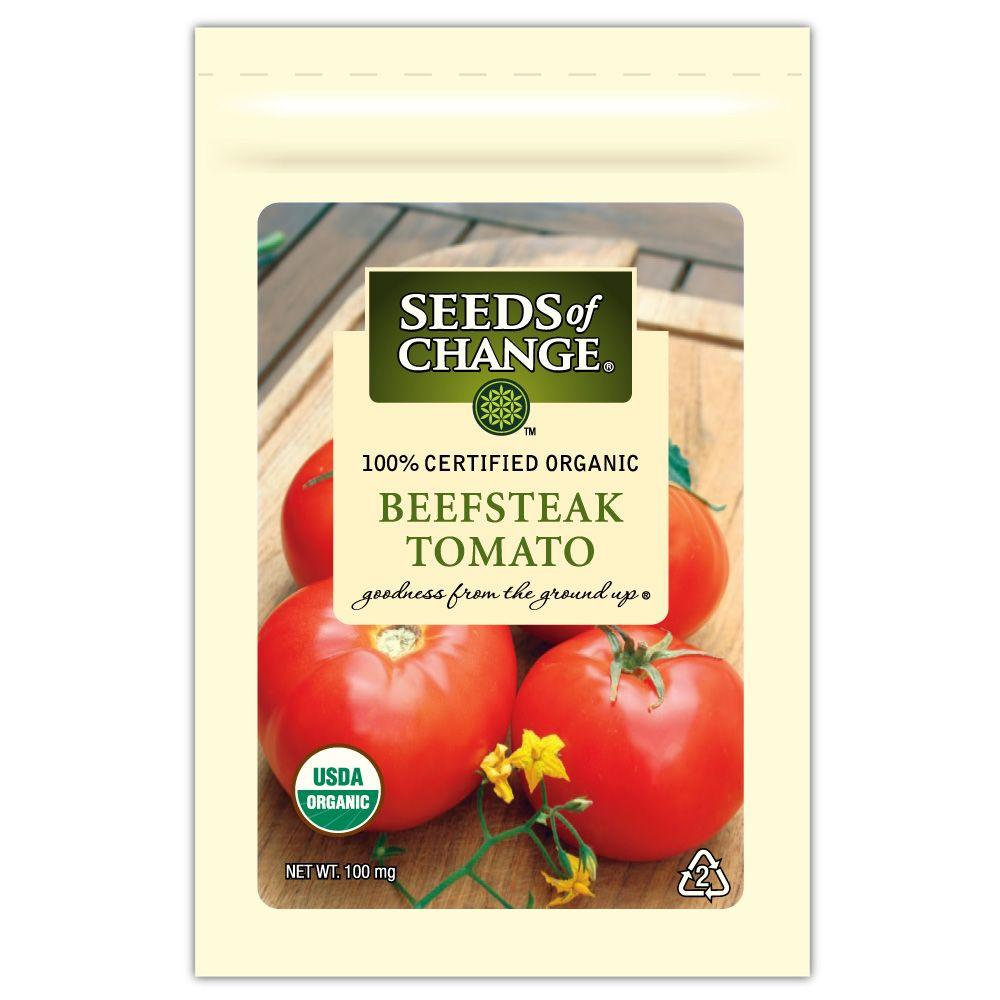 Seeds of Change Tomato Beefsteak (1-Pack)