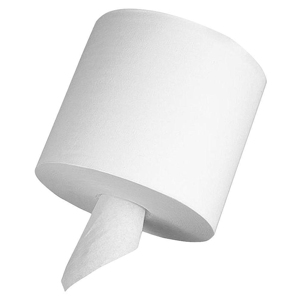 SofPull White Premium High Capacity Center Pull Paper Towels (560 Sheets per Roll 4 per Carton)