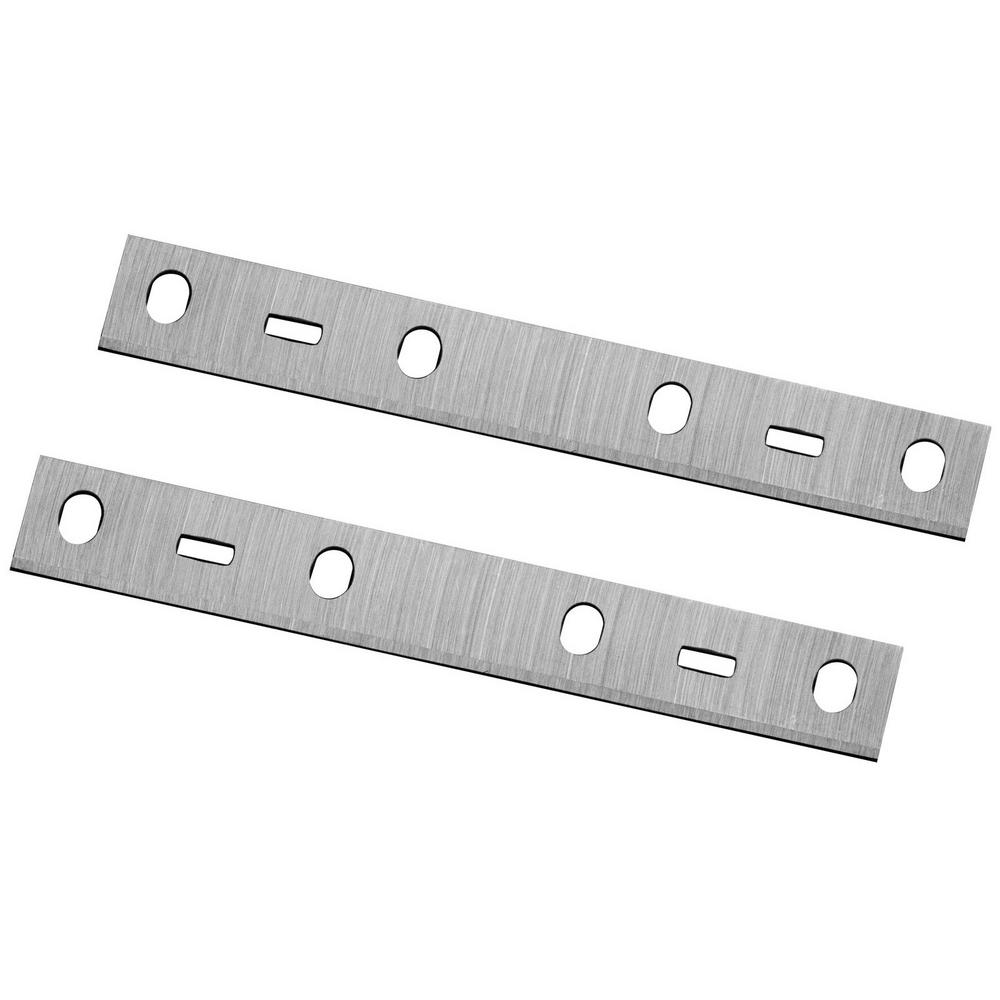 6 in. High-Speed Steel Jointer Knives for BJ600 (Set of 2)