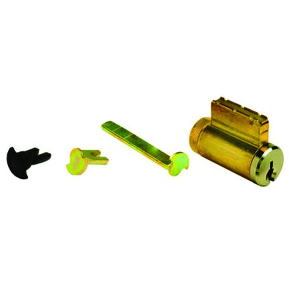 Global Door Controls Universal Cylinder 5 Pin Sargent
