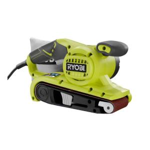 6 Amp Corded 3 in. x 18 in. Portable Belt Sander