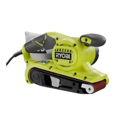 3 in. x 18 in. Portable Belt Sander