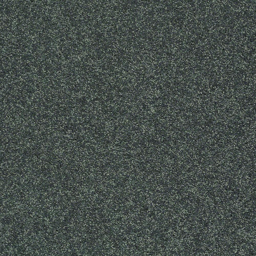 Carpet Sample - Slingshot II - In Color Forest Floor 8 in. x 8 in.