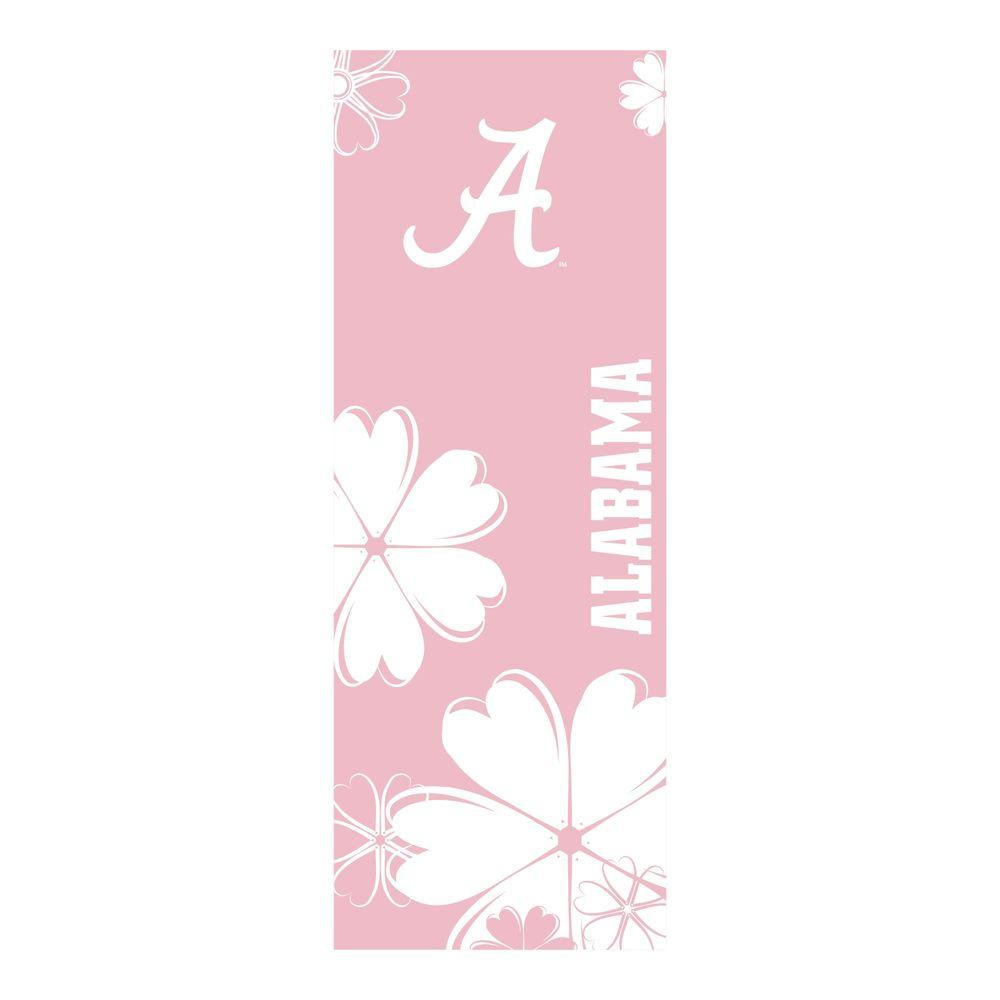 FANMATS University of Alabama 24 in. x 67.5 in. Yoga Mat-DISCONTINUED