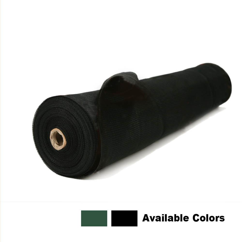 ORION 4 ft x 50 ft Privacy Screen Fence Netting in Black Whether you are seeking privacy, protection from sun, wind or an increase of on-site security, ORION Privacy Fence Screen meets your needs. Perfect for pools, as well as construction sites, demolition sites, parks and recreation sites, golf course, events and more. This product is durable and easy to install with zip ties or tie wire.