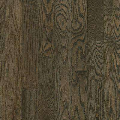 American Originals Coastal Gray Red Oak 3/4 in. T x 3-1/4 in. W x Varying L Solid Hardwood Flooring (22 sq. ft. / case)