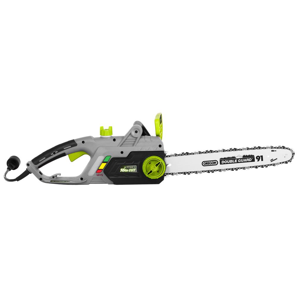 Earthwise 16 in  12 Amp Electric Chainsaw