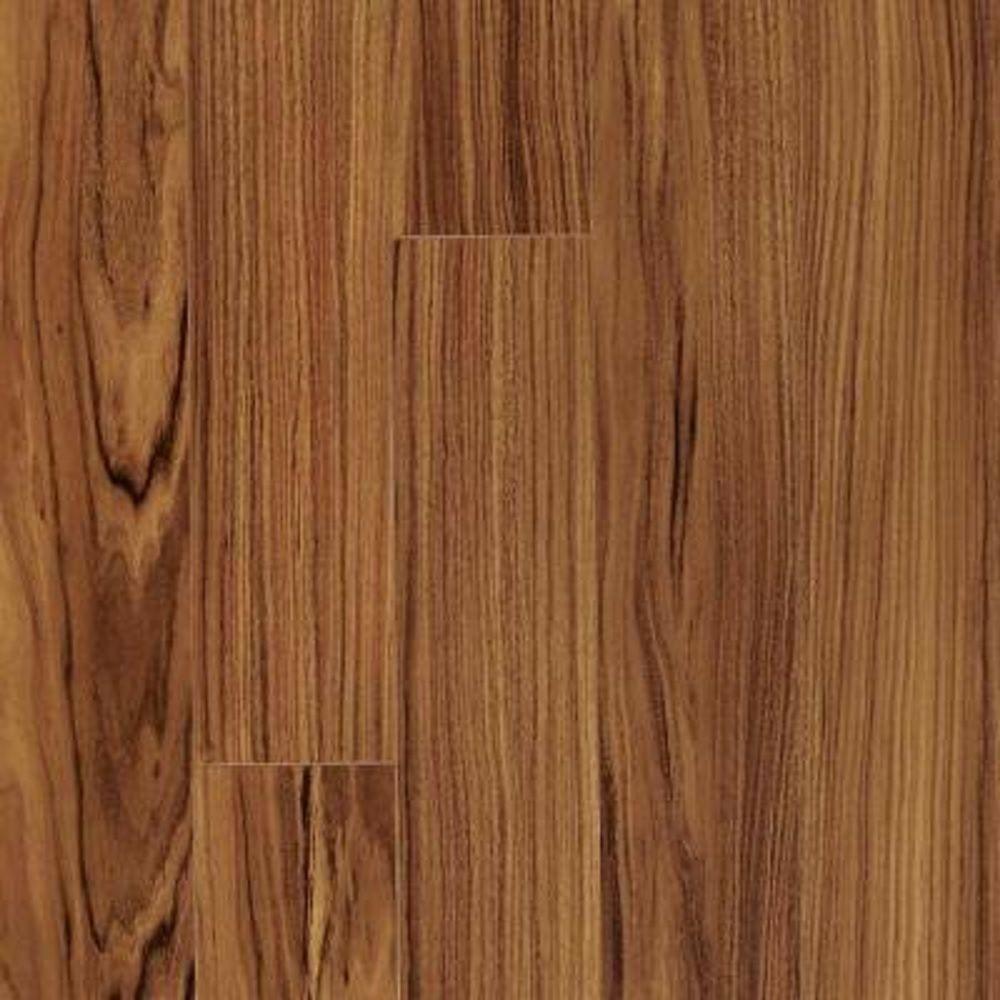 Pergo xp golden tigerwood laminate flooring 5 in x 7 in for Laminate wood flooring samples