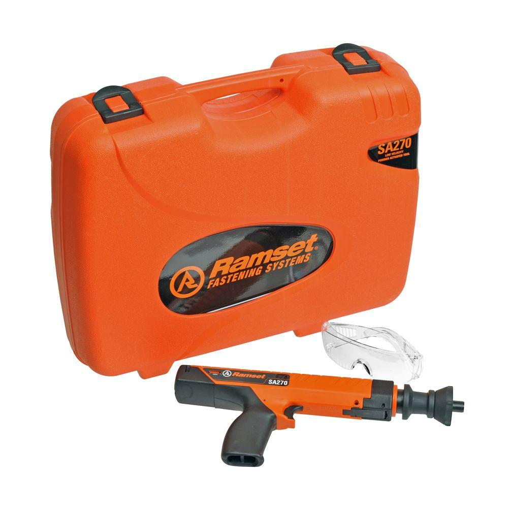 Ramset SA270 0.27 Caliber Semi Automatic Powder Actuated Tool