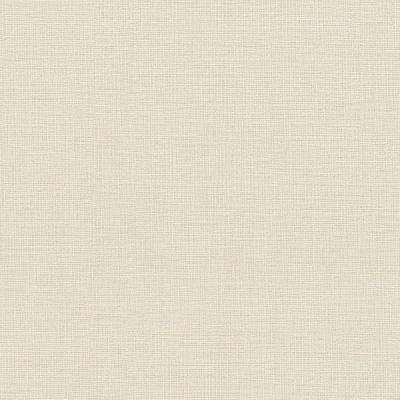 Cotton Beige Texture Wallpaper