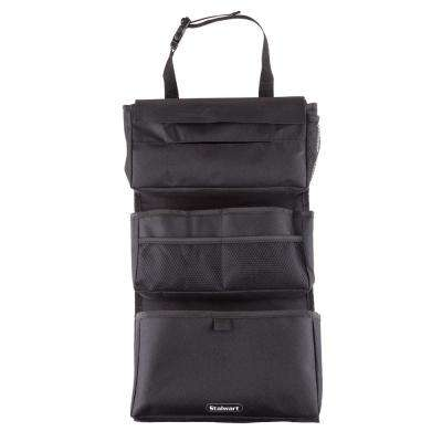 7-Pocket Polyester Backseat Travel Bag