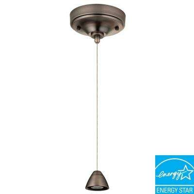 3-LIGHT BZ BULLET MINI PENDANT FITR