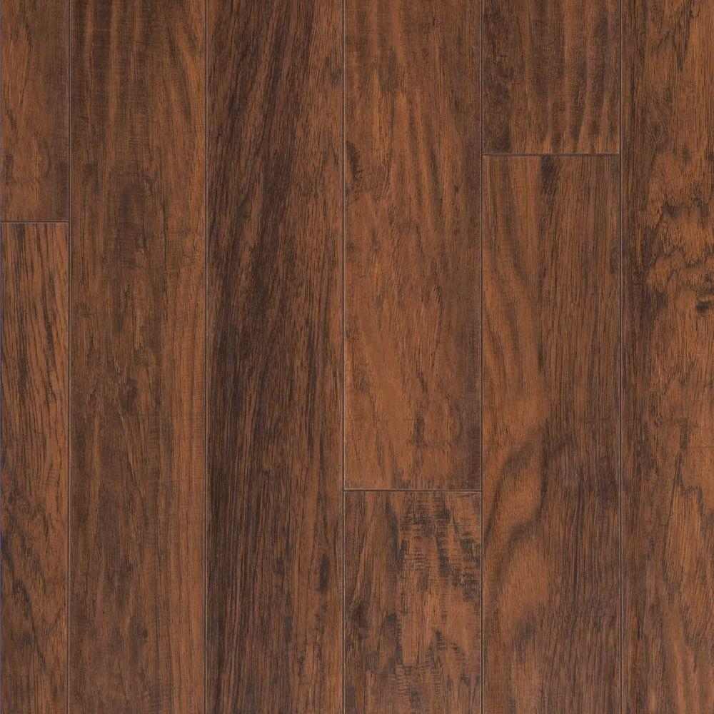 Valley hickory laminate flooring home depot insured by ross for Home flooring