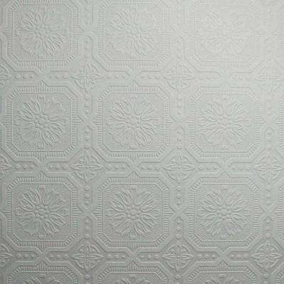 56 sq. ft. Small Squares Wallpaper