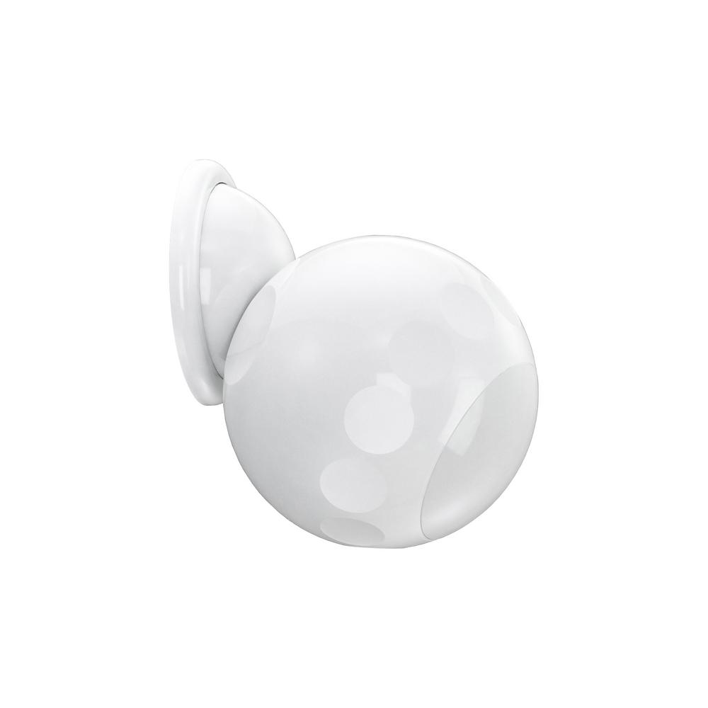 Dome Z-Wave Plus Motion Detector with Light Sensor and Flexible Magnetic