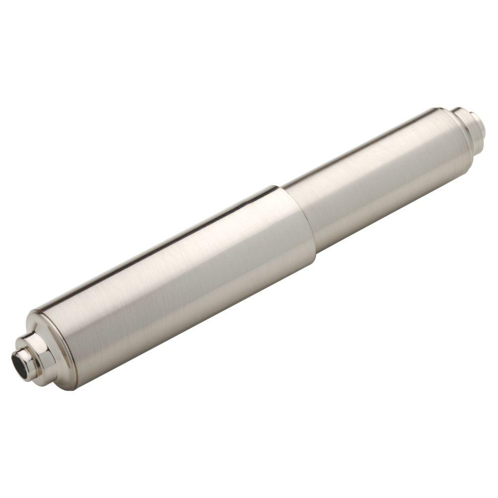 Franklin Brass Replacement Toilet Paper Roller in Brushed Nickel ...