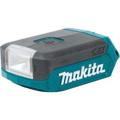 12-Volt Max CXT Lithium-Ion Cordless L.E.D. Flashlight