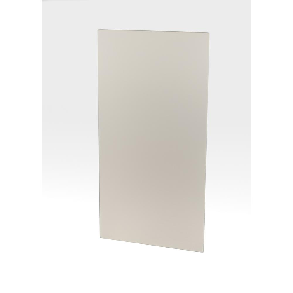 24 in. W x 48 in. L x 1.6 in. H Stone Fabric, Absorption Plus Diffusion Panels - Single Big Panel