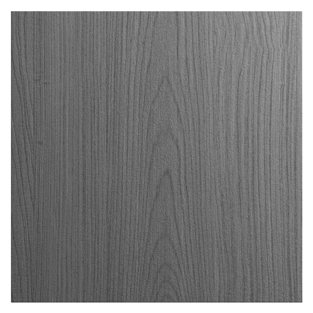 12x12 in. Cabinet Door Sample in Miami Rustic Gray