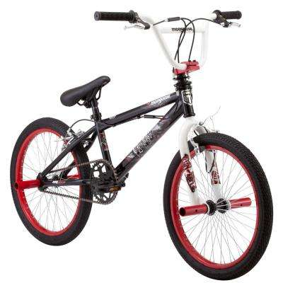 20 in. Boy's Bike for Ages 10-Years and Up in Black
