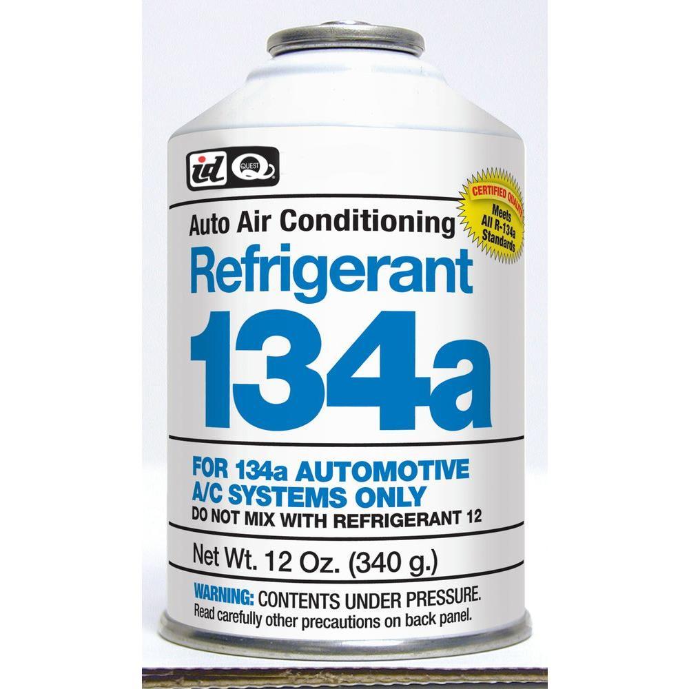 IDQ 12 fl  oz  R-134a Canister Refrigerant