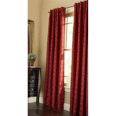Pageant Back Tab Curtain