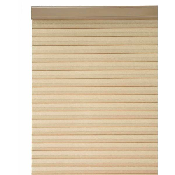 Chicology Cut To Size Morning Croissant Cordless Light Filtering Privacy Cellular Shades 39 X 48 In L Ccsmc I 39 48 The Home Depot