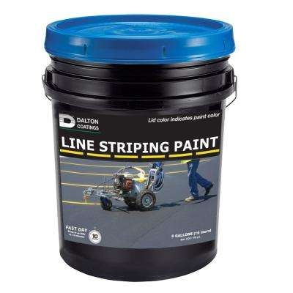 5 gal. Handicap Blue Line Striping Paint