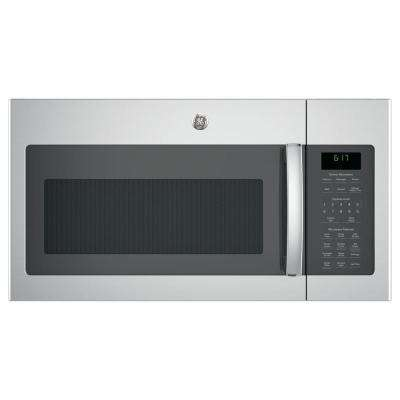 1.7 cu. ft. Over the Range Microwave with Sensor Cooking in Stainless Steel