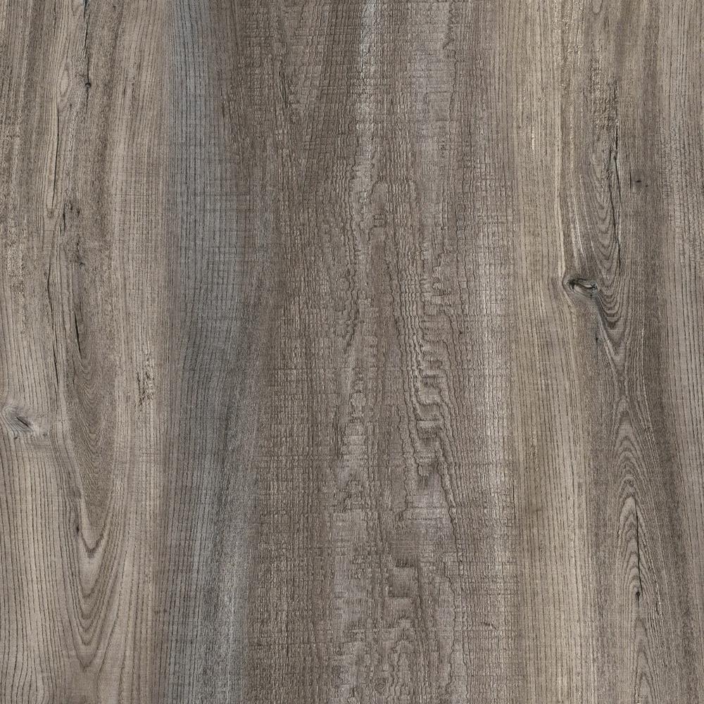 7.5 in. x 47.6 in. Water Oak Luxury Vinyl Plank Flooring (24.74 sq. ft. / case)