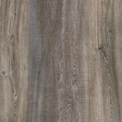 Water Oak 7.5 in. x 47.6 in. Luxury Vinyl Plank Flooring (24.74 sq. ft. / case)