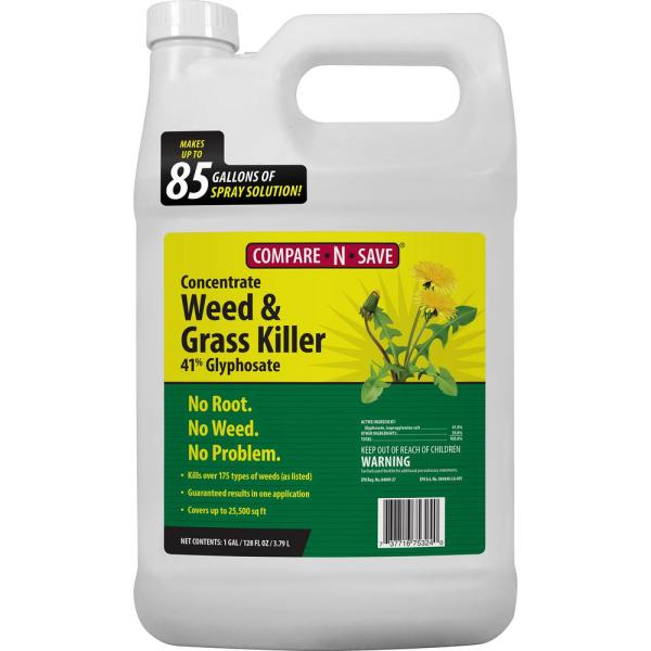 1 Gal. Grass And Weed Killer Glyphosate Concentrate