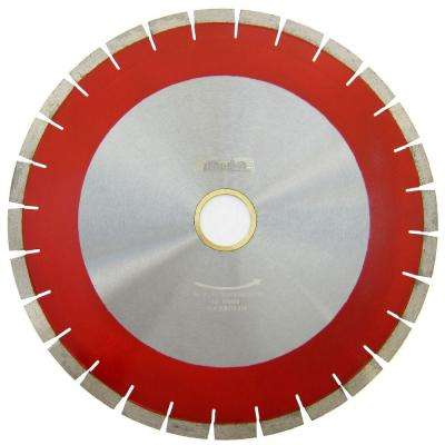 16 in. Bridge Saw Blade for Granite Cutting