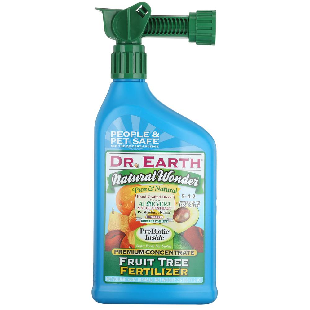 32 oz. Ready-to-Spray 1200 sq. ft. Natural Wonder Fruit Tree Liquid