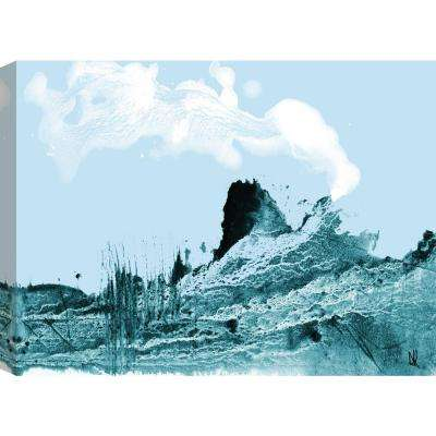 Landscape V Canvas Print by ArtMaison Canada
