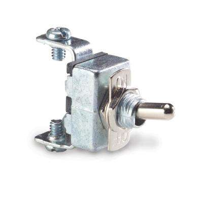 15 Amp OFF-ON Nickel Toggle Switch