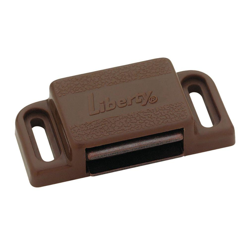 Liberty Brown Heavy Duty Magnetic Door Catch-C080X0C-BR-C7 - The ...