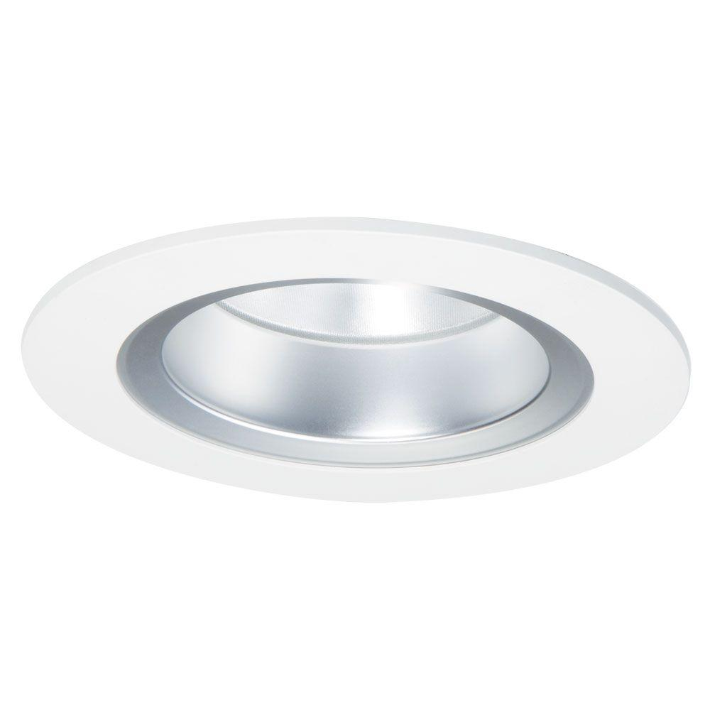 Halo 6 in. Recessed Haze LED Reflector Trim-DISCONTINUED