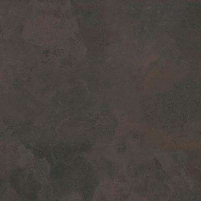 36 in. x 120 in. Laminate Sheet in Rustic Slate with Standard Fine Velvet Texture Finish