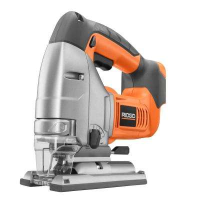 18-Volt Cordless Jig Saw Console (Tool Only)
