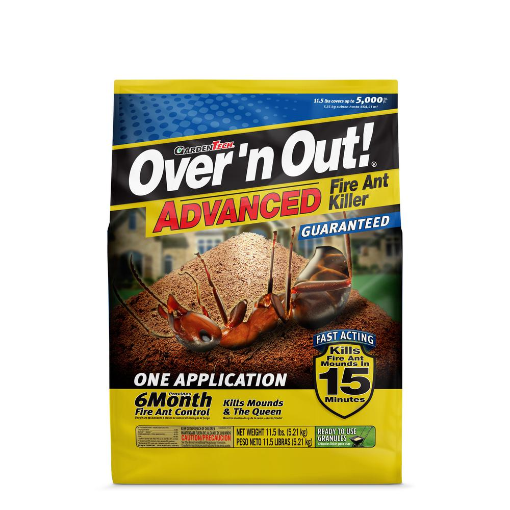 Over 'n Out 11.5 lb. Fire Ant Killer