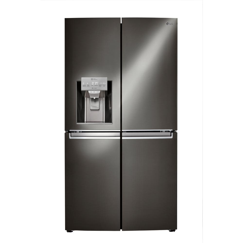 22.7 cu. ft. French Door Smart Refrigerator with WiFi Enabled in