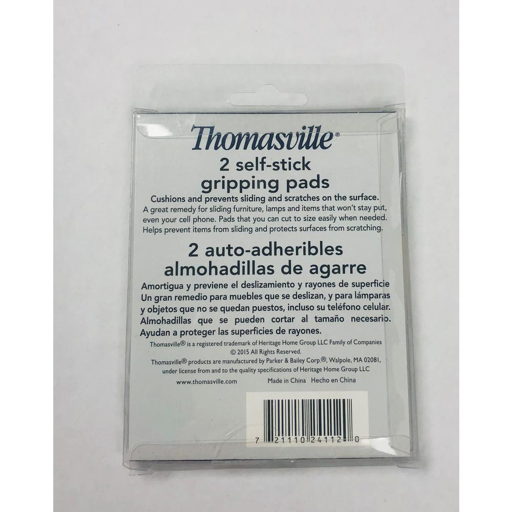 Thomasville Self Stick Gripping Pads (2-Pack)